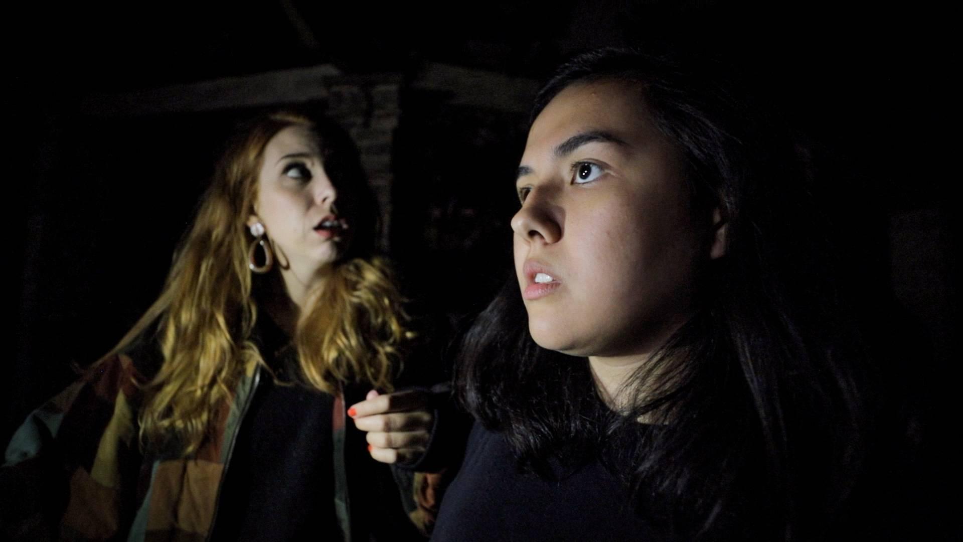 I Trapped My Friend In A Horror Film